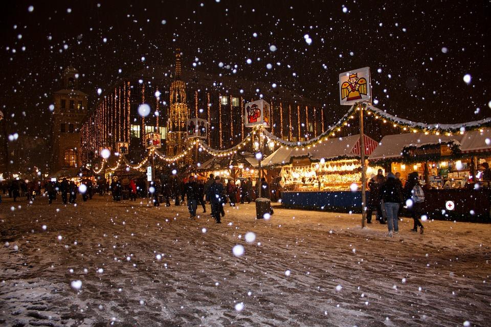 zorgeloos bezoek aan de kerstmarkt