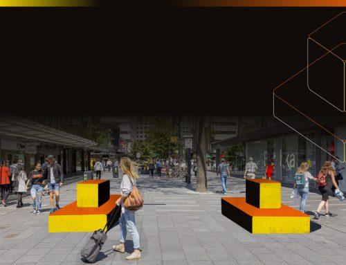 Out of the Bloxx: vriendelijke en aantrekkelijke betonnen roadblocks